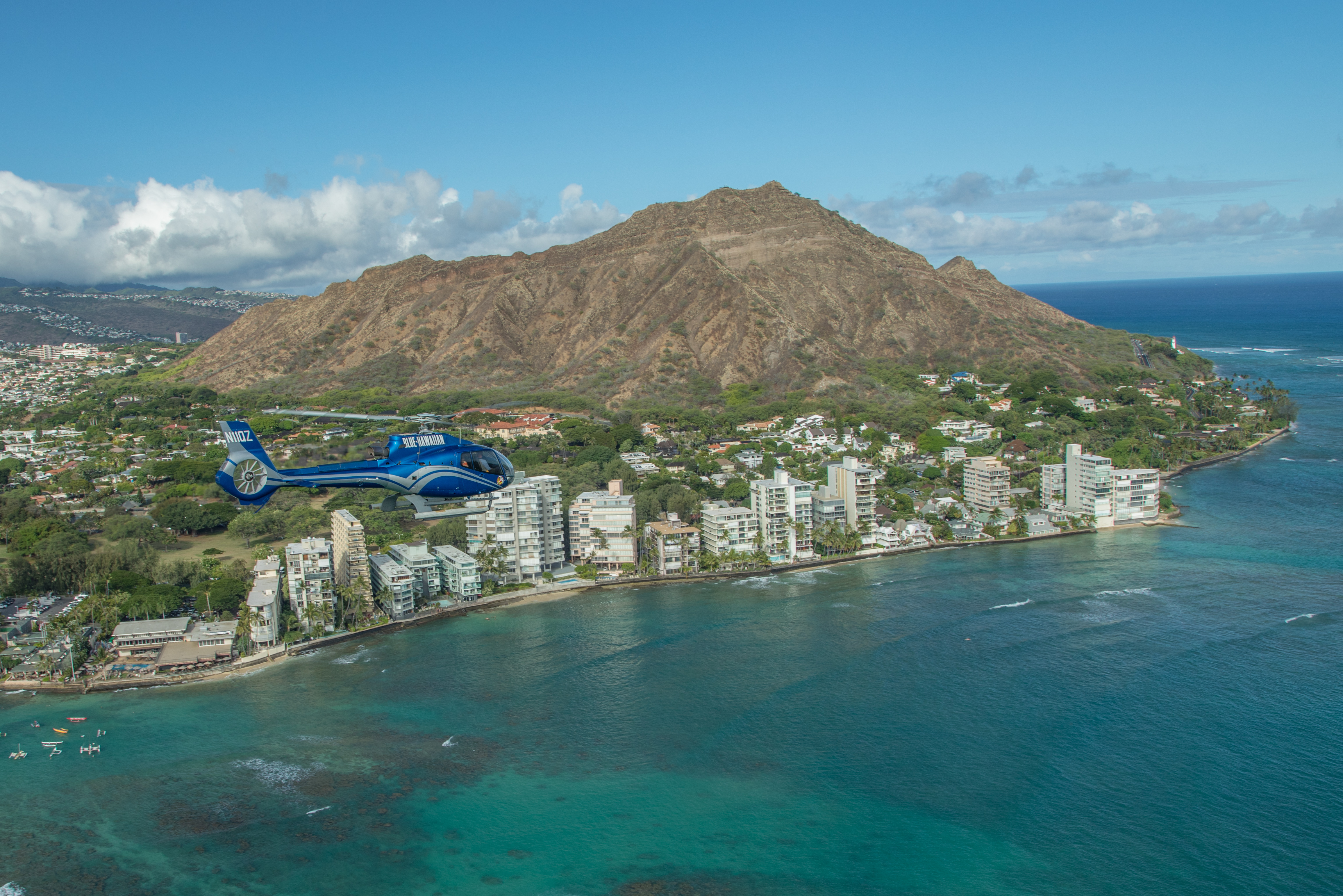 Product Complete Island of Oahu Helicopter Tour