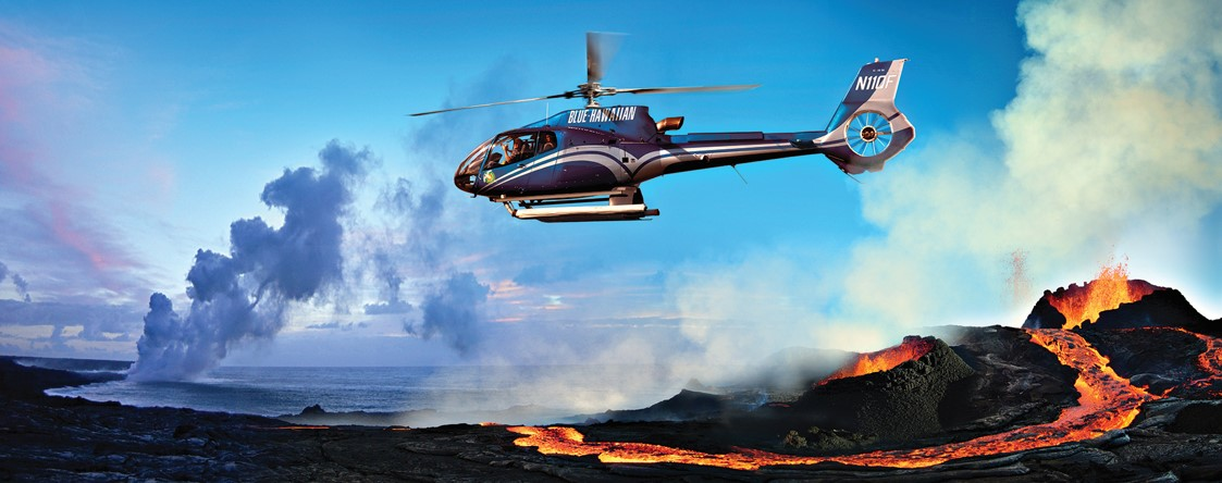 Product Circle of Fire Helicopter Tour