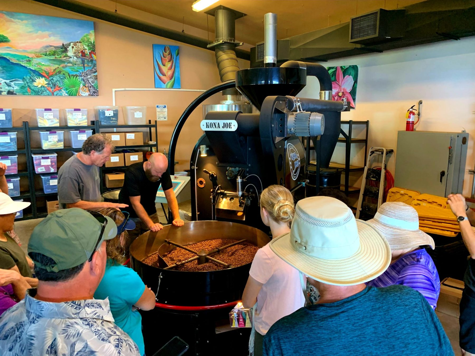Product Coffee, Cloud Forest, & Brewery Tour