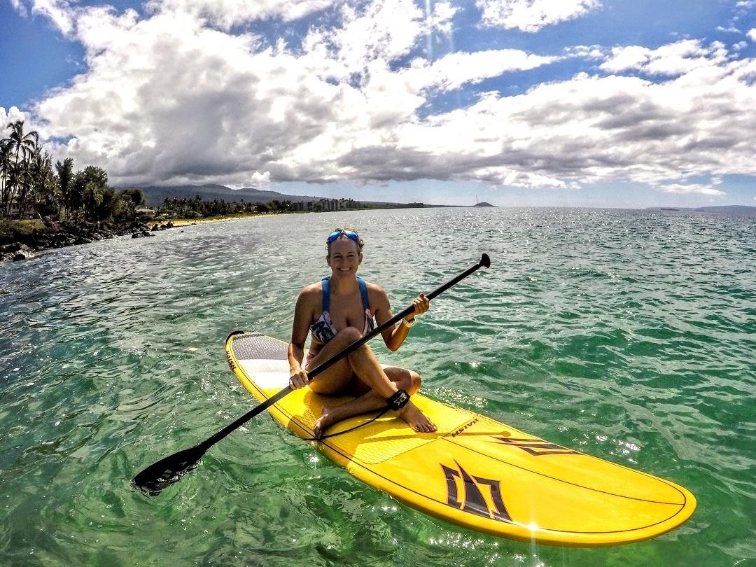 Product Wailea Beach Paddle Board Rental